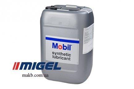 Трансмиссионное масло Mobil Delvac Synthetic Gear Oil 75W-140 (20л)