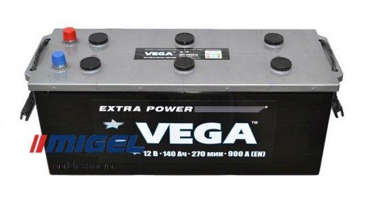 Аккумулятор Vega 140Ah L+ 900A