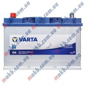 Аккумулятор Varta 95Ah JL+ 830A Blue Dynamic