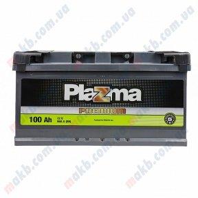 Аккумулятор Plazma Premium 100Ah L+ 950A