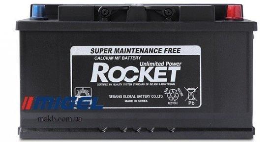 Аккумулятор Rocket 100Ah R+ 820A