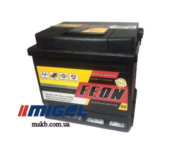 Аккумулятор Feon 50 AH R+420A