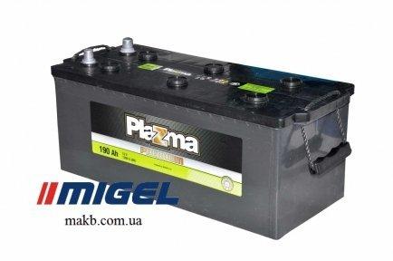 Аккумулятор Plazma Premium 140Ah L+ 850A