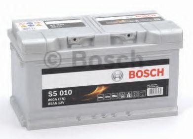 Аккумулятор Bosch S5 Silver Plus 85AH R+800A (EN) (Низкобазовый)