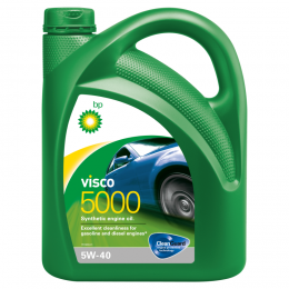 Моторное масло BP Visco 5000 5W-40
