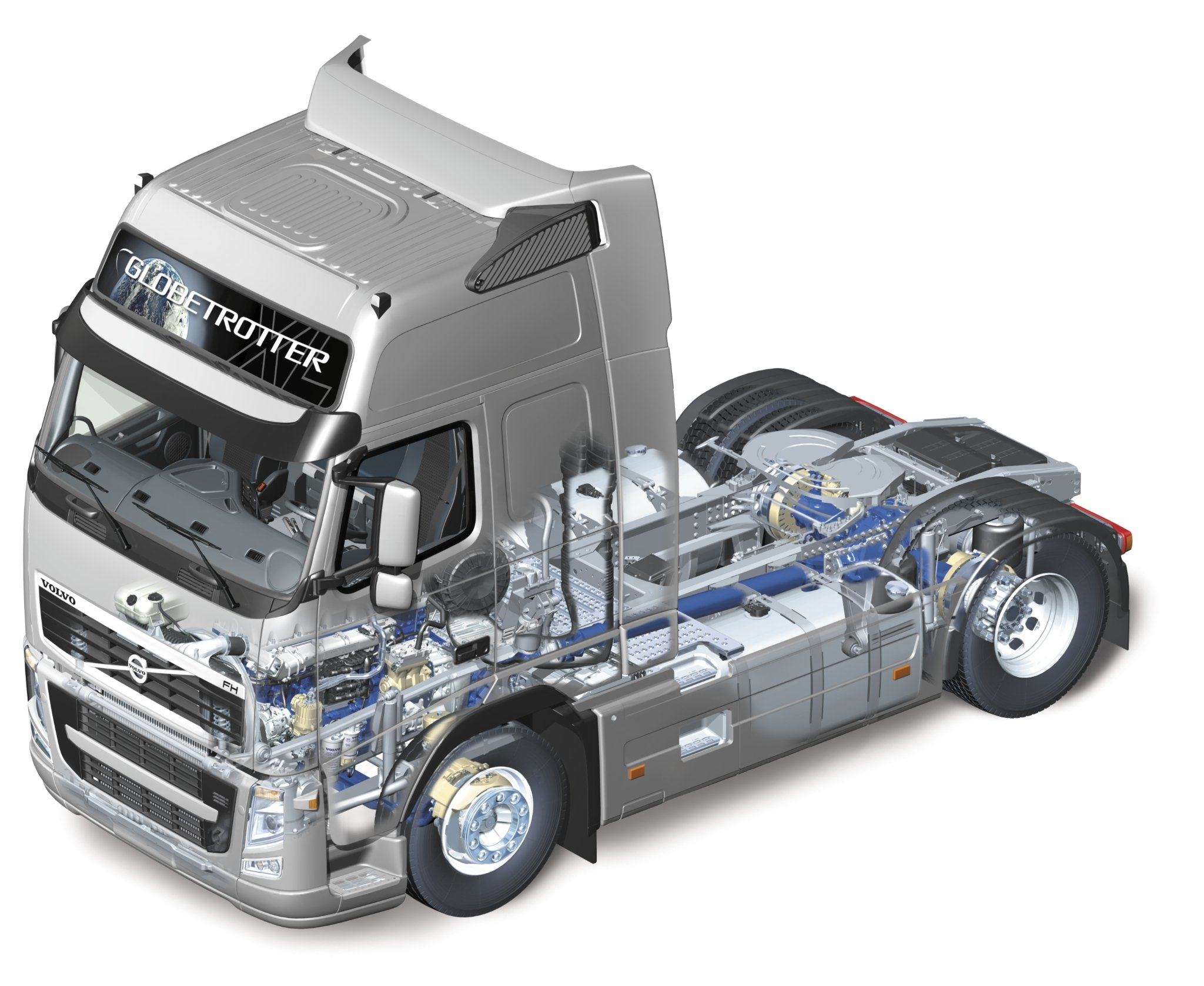 Аккумуляторы грузовые
